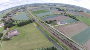 Luchtfoto omgeving